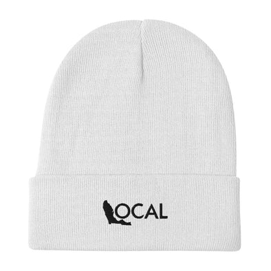 FL Local Beanie - Black Logo