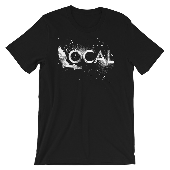 FL Local T-Shirt - Splatter CMYK