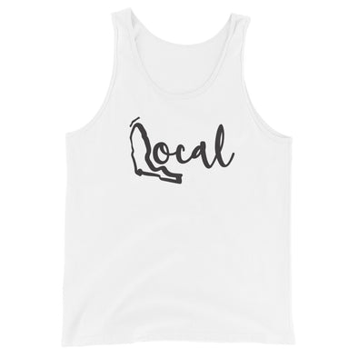 FL Local Ladies Tank Top - Cursive Logo