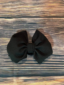 Little Black Bow