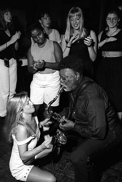 Big Jay McNeely + women
