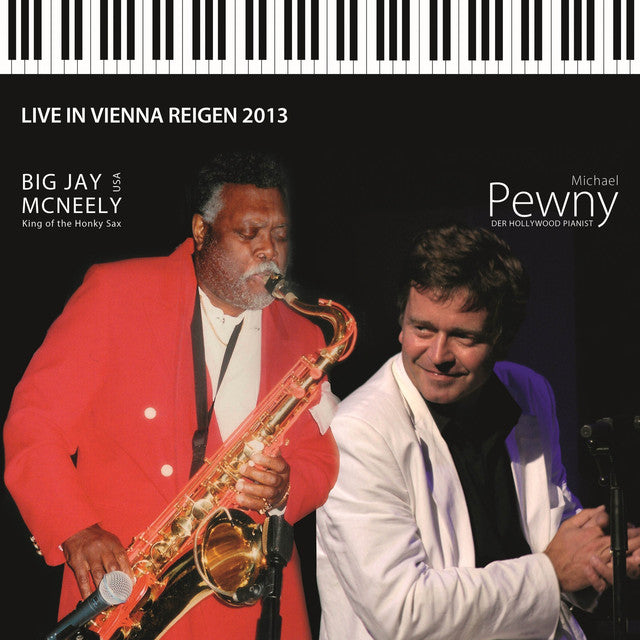 Big Jay McNeely Live in Vienna 2013 Michael Pewny