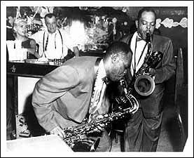 "Cecil James ""Big Jay"" McNeely & Robert McNeely"