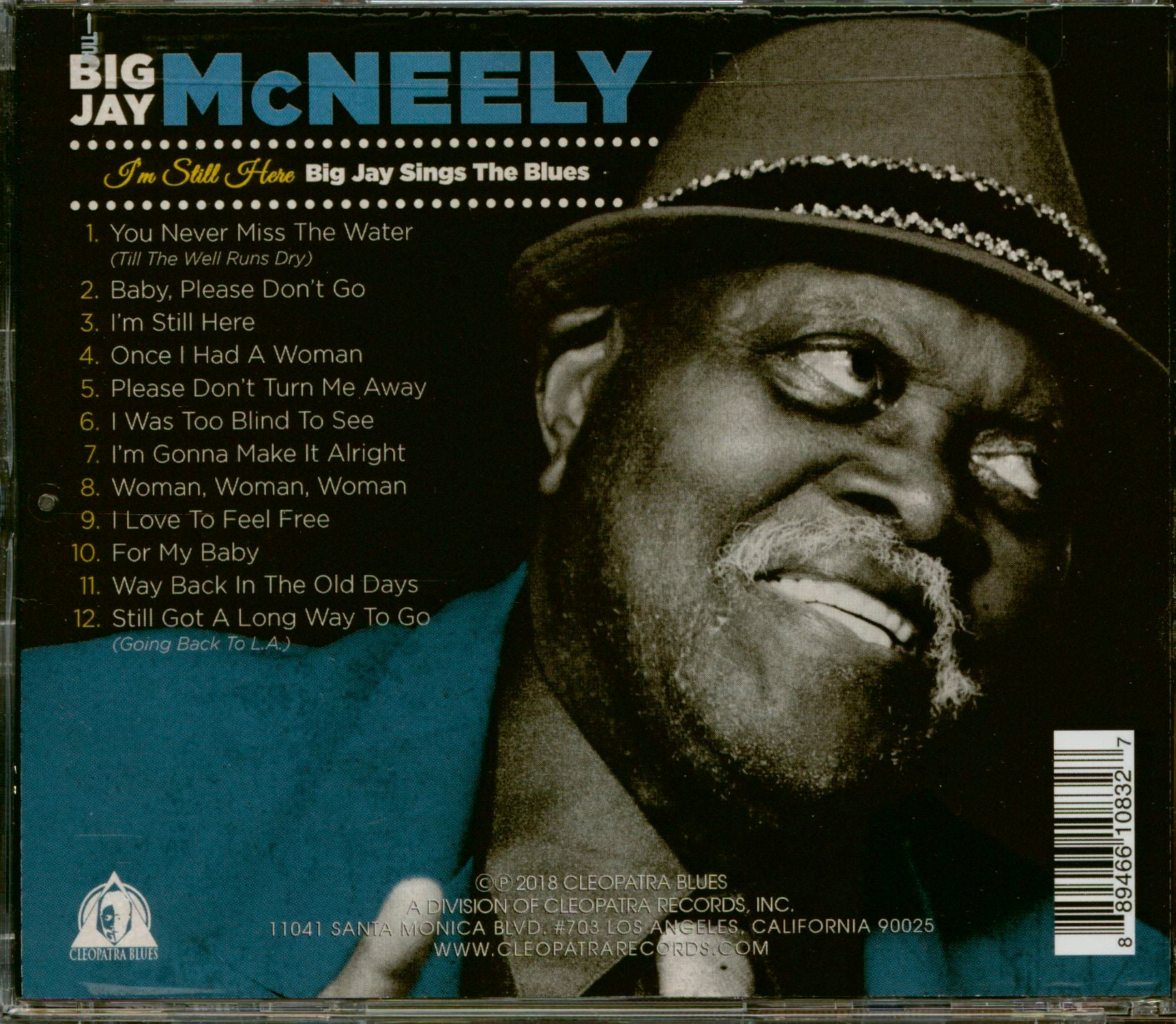 Big Jay McNeely - I'm Still Here