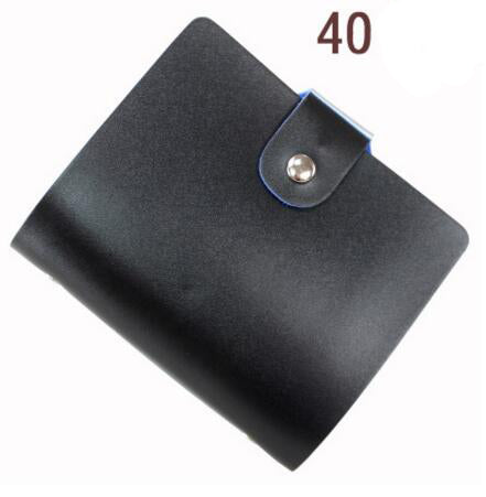 FLYING BIRDS Card Holder brands High Quality women&men card bags name ID Business Leather 64 &40  Bank credit Card Case LM3923fb