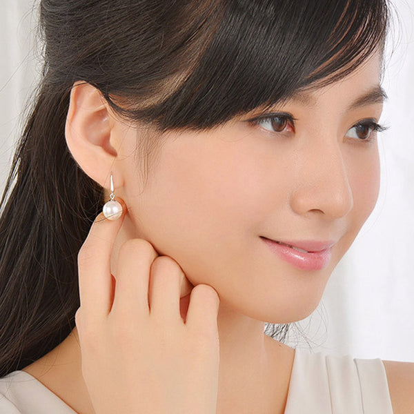 1Pair Women Earrings Ear Hook Stud Jewelry