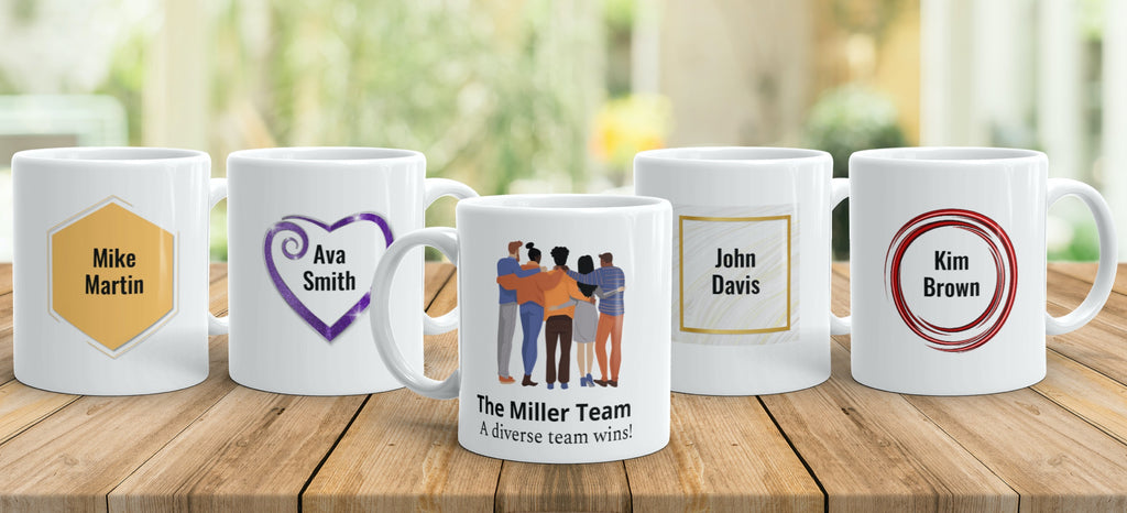 Personalized Team Gifts