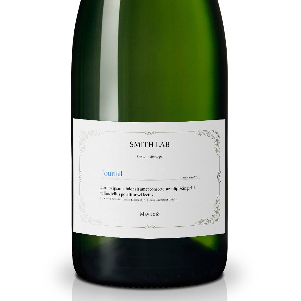 Publication Champagne Label