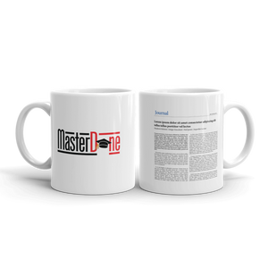 Create Your Publication Mug 11oz