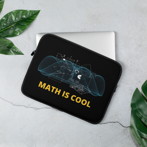Laptop Case - Math Is Cool