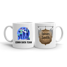 Personalized Team Mugs – Frame