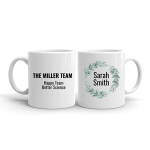 Personalized Team Mugs – Your Team
