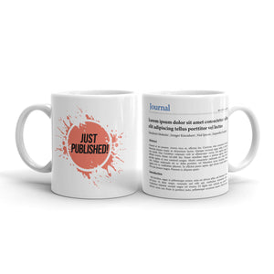 Featured Publication Mug