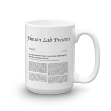 Your Lab Presents ... Mug