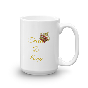 Data is King Mug