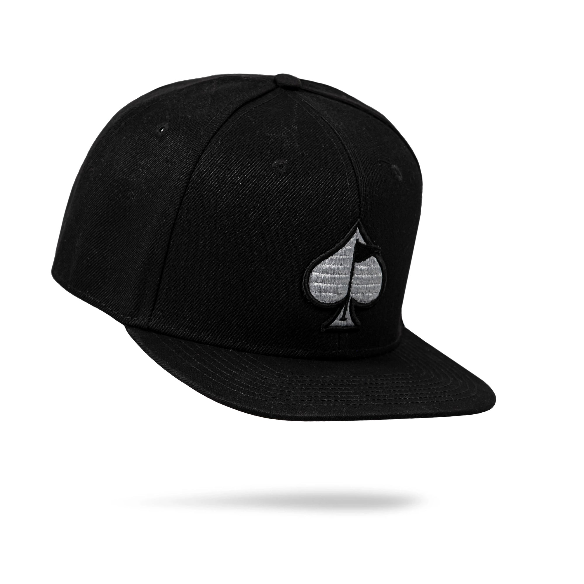 Fairway Wave & Spade Snapback Hat