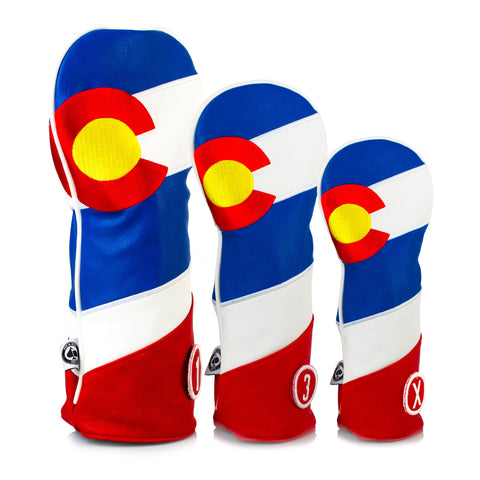 Colorado Headcover Set