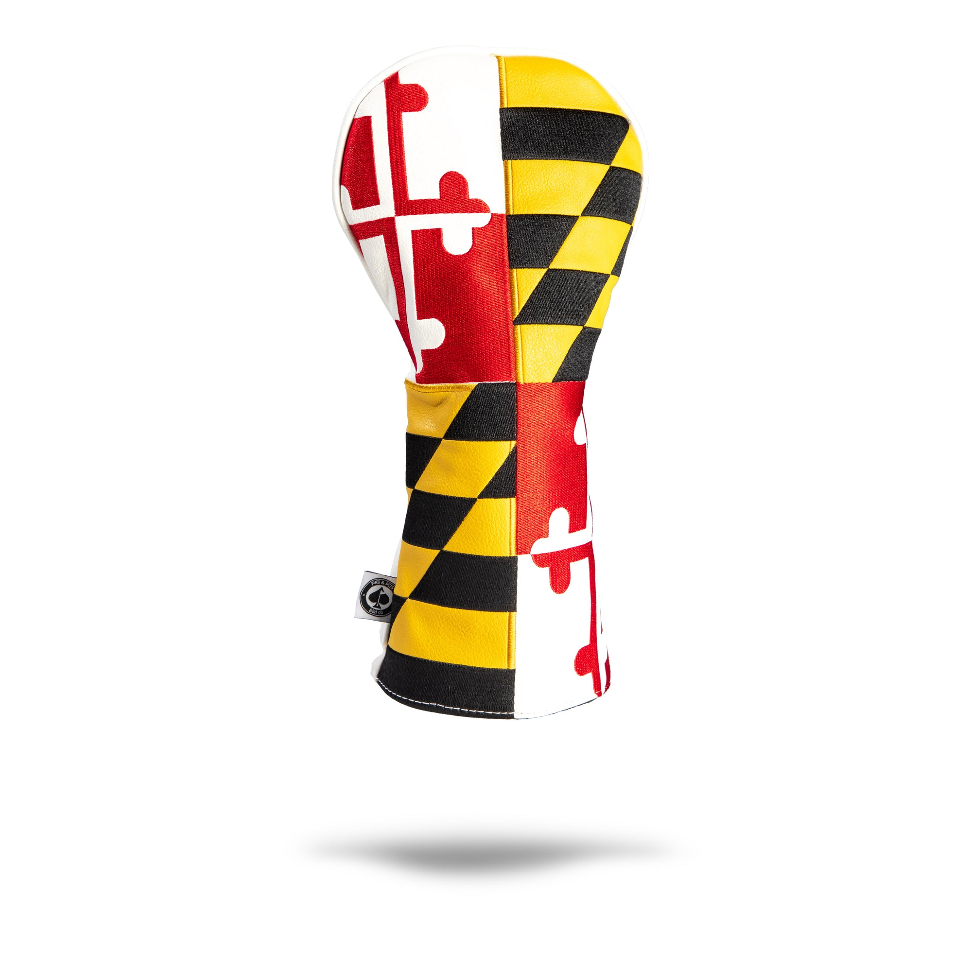 Maryland State Flag - Driver Cover