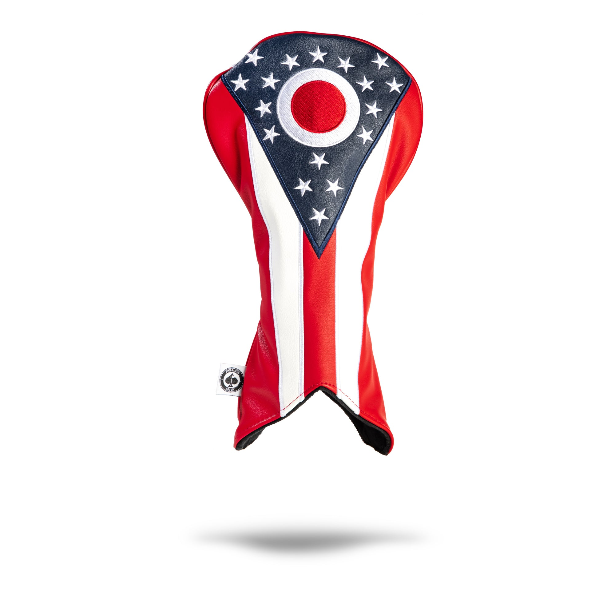 Ohio State Flag - Driver Cover