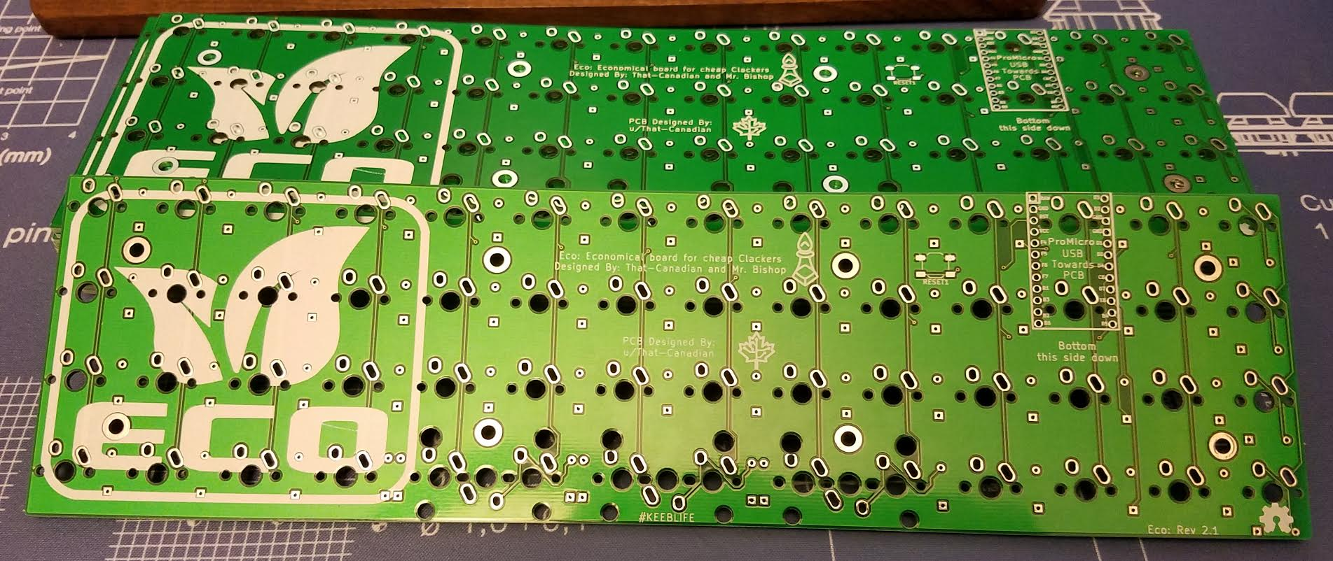 [CLOSED] ECO PCB V1