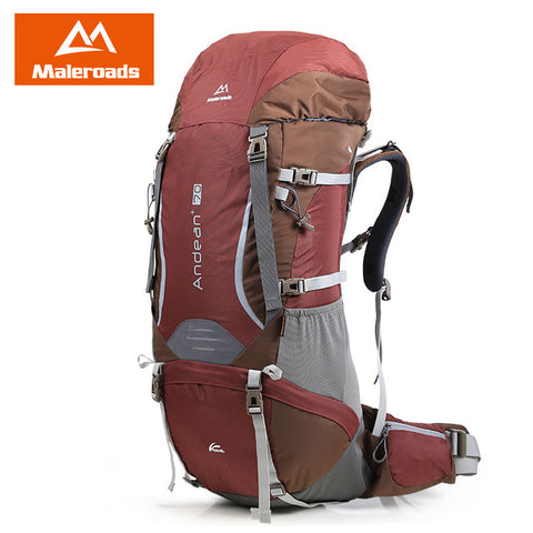 Maleroads Professional CR System Climb backpack