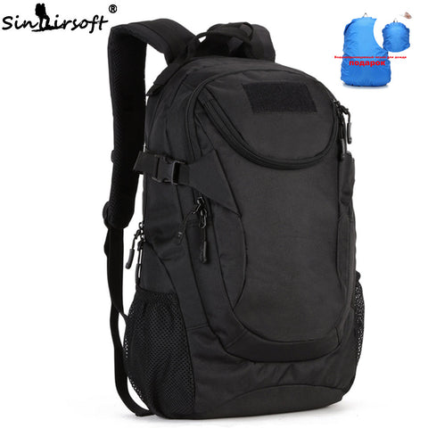 Gift! SINAIRSOFT Outdoor Molle 25L Sport Bags Tactical Bag