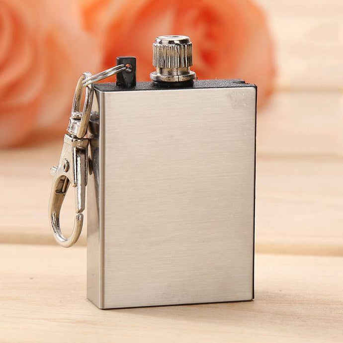 Stainless Steel Match Lighter