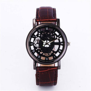 Reloj Skeleton Business - GRATIS