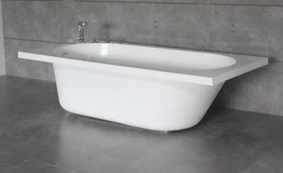 BSD01 1600mm Inbuilt Stone Bath
