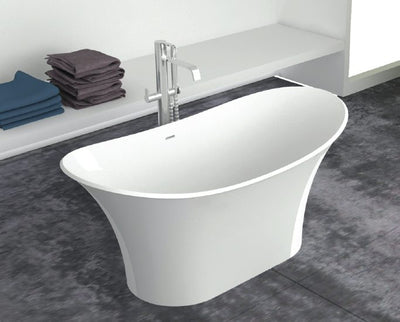 BSQ01 iBellupe Stone Bath 1525mm