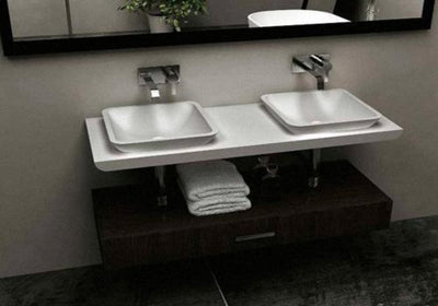 BSH16 Solid Surface Bench Basin