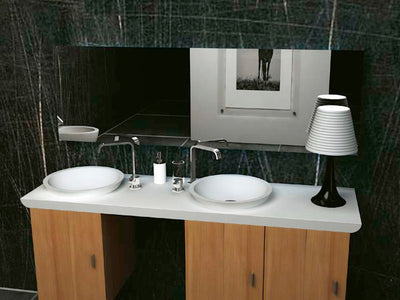 BSH8 Solid Surface Stone Basin