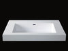 Natural Stone Bench Basin