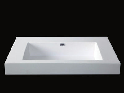CSB-47 Natural Stone Bench Basin 1000mm