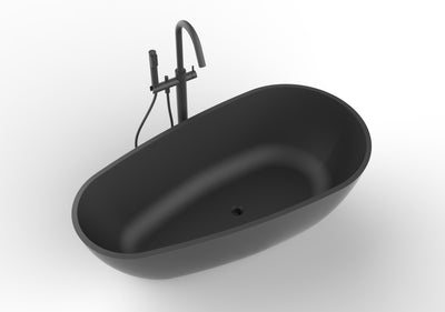 Black Stone Bath tub