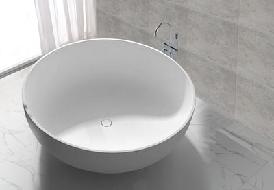 Round Resort Bath tub