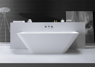 luxury stone bath tub