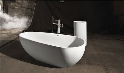 Toka Light Modern Stone baths