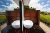 Justina ST12 1650mm Outdoor stone Bath