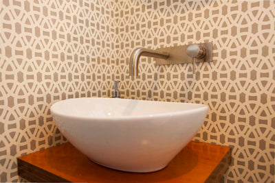 stone baths Brushed Nickel Gun Metal