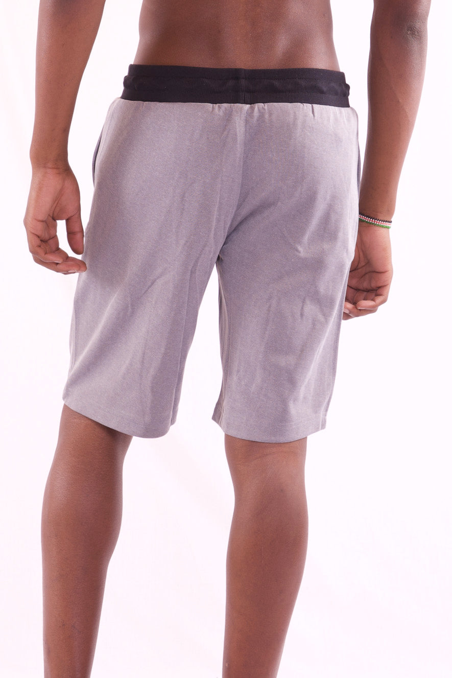Men's CasualBlackish Grey Short - Hillmarten