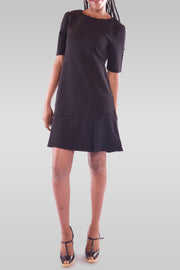 Women's Mini Black Dress