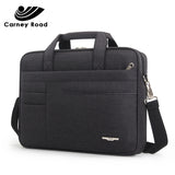 Brand Waterproof Men Women 14 15.6 inch Laptop Briefcase - Hillmarten