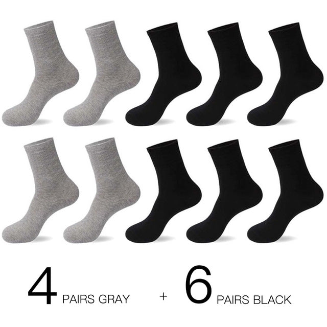 Men's Cotton Socks - Hillmarten