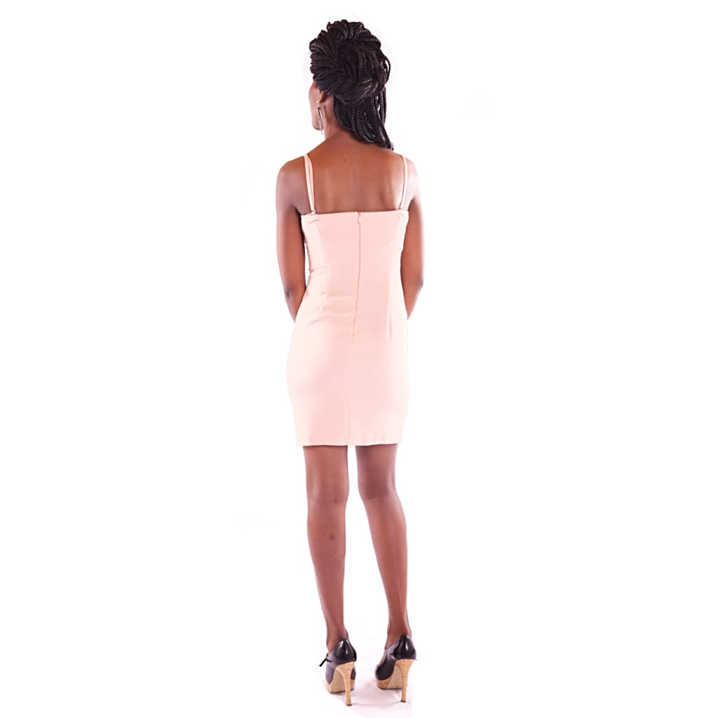 Women's Mini Powder Dress - Hillmarten