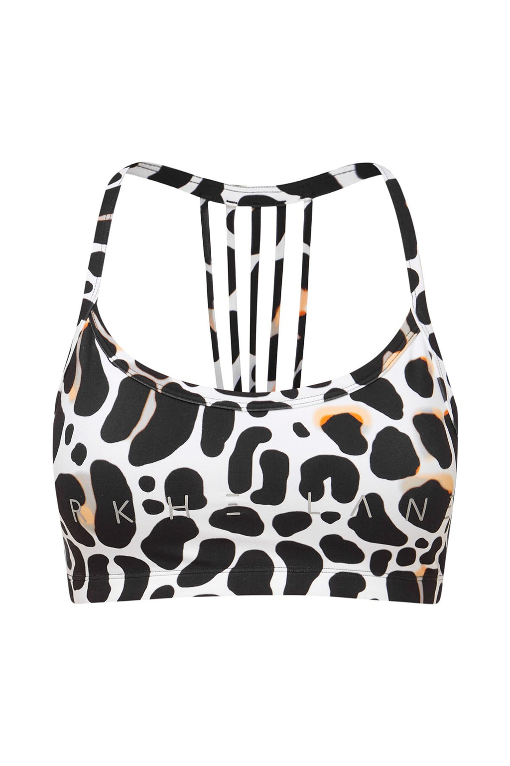 ANNA CROP - PRINT FIERCE