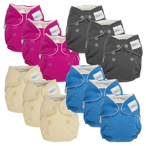 Newborn All In One 12 pack