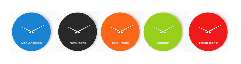 Bolla Clock Set