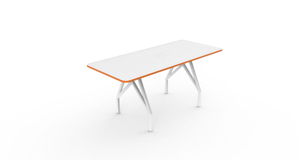 Hot Spot Standing Height Conference/Dining Table