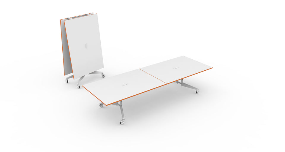 Nomad 12' Folding Conference Table